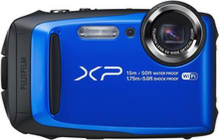 FujiFinePix XP90 niebieski