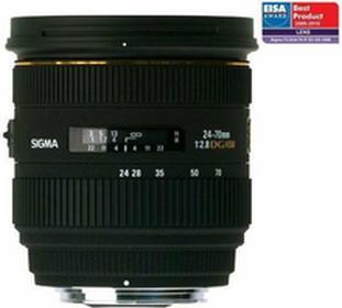 Sigma24-70mm f/2.8 EX DG IF HSM Nikon