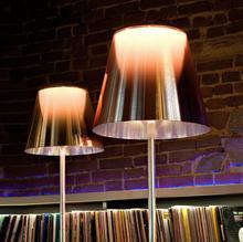 Flos Lampa stojąca KTRIBE F2 firmy FLOS brązowa