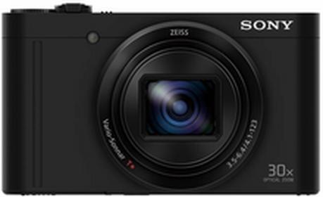 SonyDSC-WX500 czarny