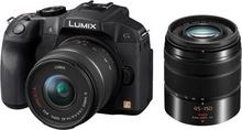 Panasonic Lumix DMC-G6W + 14-42 + 45-150 kit 3D