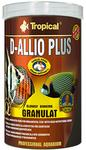 Opinie o Tropical D-Allio Plus granulowany pokarm uodparniający dla paletek 22g