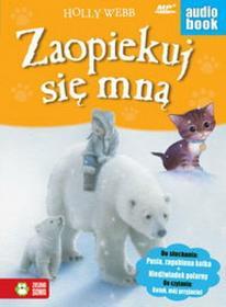 Webb Holly Zaopiekuj Się Mną Pusia, Zagubiona Kotka / Niedźwiadek Polarny.