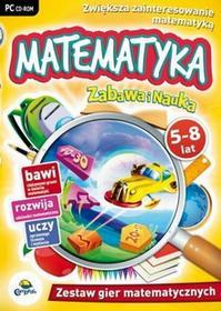 PWN Zabawa i Nauka - Matematyka