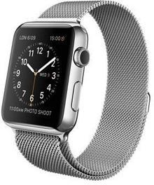 Apple Watch 2 38 mm Stal / Srebrny