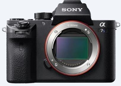 Sony Alpha a7S II body czarny