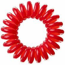 InvisiBobble Zestaw Gumki do włosów do Włosów Raspberry Red