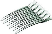 Efalock Cabinett Clip klipsy metalowe 9cm, 6 sztuk