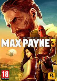 Rockstar Games Max Payne 3 Complete (PC) PL STEAM