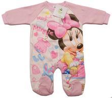 Disney MINNIE Słodkie śpioszki z małą Myszką Minnie, Playfull Jasnoróżowy