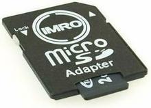 IMRO MicroSDHC ( + adapter ) 16GB