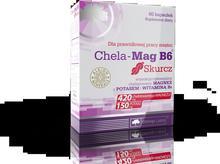 Olimp Chela Mag B6 60 szt.