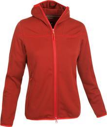 Salewa Bluza Surya 2.0 PL W Hoodie 24844-1731 czerwony i odcienie czerwonego