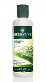 Herbatint Aloesowy szampon normalizujący Aloe Vera Intensive 260ml