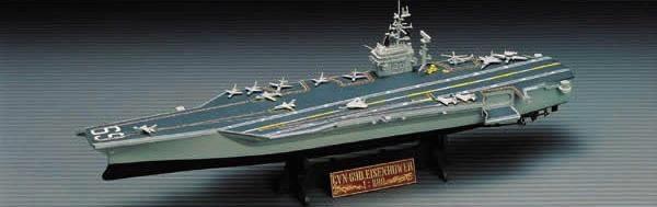 Academy USS Eisenhower CVN69