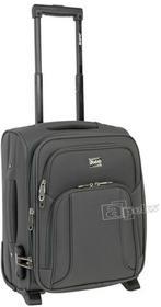 Dielle JoeB 9913 mała walizka kabinowa + kuferek / kosmetyczka 9913/WIZZ Anthracite