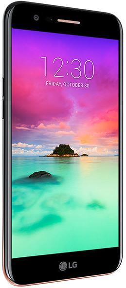 LG K10 2017 Dual Sim Czarny