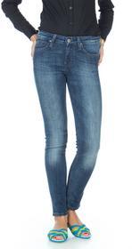 Lee Spodnie Scarlett L526ALFR Niebieski i odcienie niebieskigo