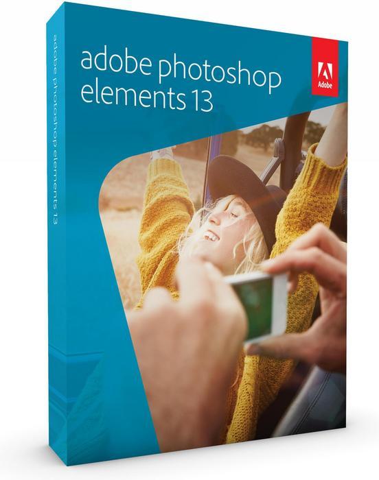 Adobe Photoshop Elements 13 - Nowa licencja (65237742)