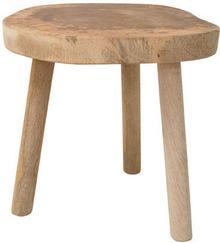 Hk Living Drewniany stolik naturalny HAP6238