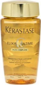 Kerastase Elixir Ultime Shampoo 250ml W Szampon do wszystkich typów włosów