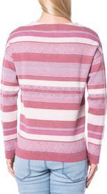Tom Tailor Sweter Różowy M