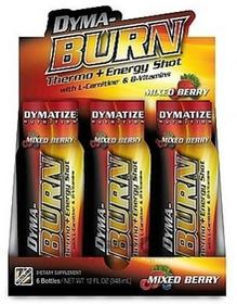 Dymatize Dyma Burn Xtreme Energy Shot 348Ml