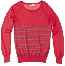 Roxy sweter damski CRUSH STRIPE PINK