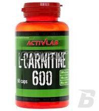 Activita L-Carnitine 600 Super - 60 kaps.