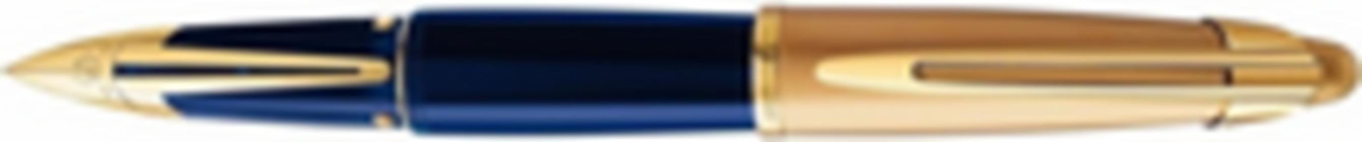 Waterman Edson błękit Szafirowy GT