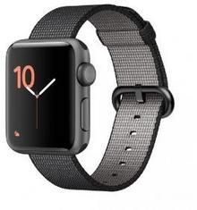 Apple Watch 2 38 mm Aluminium / Nylon Szary
