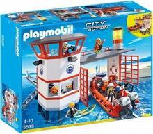 Playmobil Straż przybrzeżna z latarnią 5539