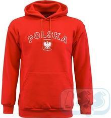 APOL50: Polska - bluza z kapturem