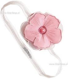 Opaska dla dziewczynki Kwiatek rozmiar 47