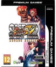 Street Fighter 4 Arcade Edition PC