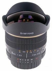 Samyang 8mm f/3.5 Asph IF MC Fish-eye Sony