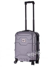CAT walizka kabinowa erpillar Roll Cage - srebrny