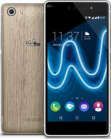 Wiko Fever LTE ash wood