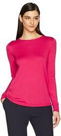 BOSS Orange Bluza panie, kolor: różowy, rozmiar: S B01MT3SL8J