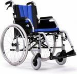 Vermeiren Wózek inwalidzki aluminium eclips x2