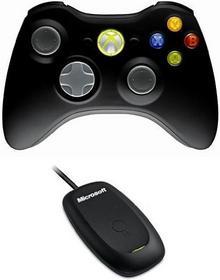 Microsoft Xbox 360 Wireless Controller for Windows - Black