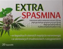 Herbapol Extraspasmina 20 szt.