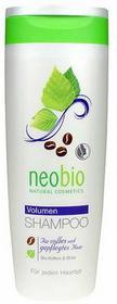 Neobio Natural Cosmetic, Niemcy Szampon do włosów z kofeiną i wyciągiem z brzozy