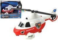 Helikopter Ratowniczy Śmigłowiec z Dźwiękiem