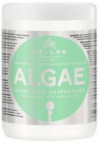 Kallos KJMN maseczka Algae do włosów z algami - 1000ml