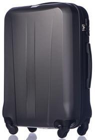 Puccini Średnia walizka ABS03 Paris szary antracyt ABS03 B 8