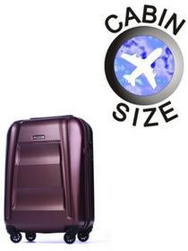 Puccini Mała walizka PC017 C bordowywa PC017 C 3B