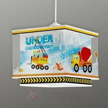 Dalber Constructor - lampa wisząca dla małego chłopca
