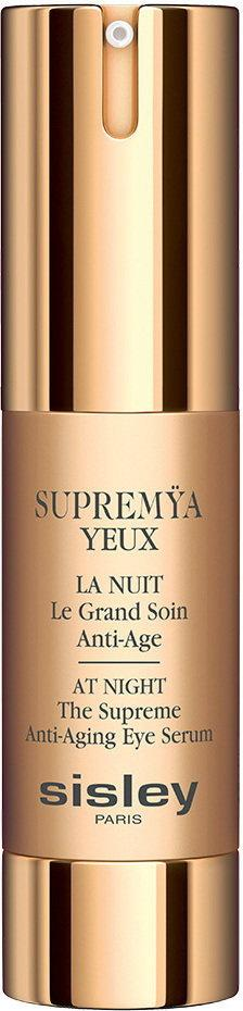 Sisley Supremya Yeux At Night The Supreme Anti-Aging Eye Serum Krem do pięgnacji okolic oczu na noc 15ml