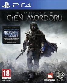 Śródziemie Cień Mordoru PS4
